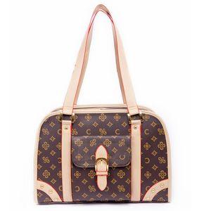 الكلب الناقل حقيبة الحيوانات الأليفة القط صغير جرو حقيبة يد السفر في الهواء الطلق حمل حمل حقيبة قابلة للطي التسوق المحمولة pet الكلب 679 k2