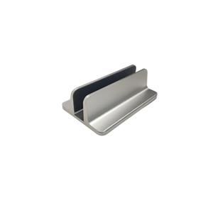 Tablet computer bracket, vertical storage bracket, aluminum notebook bracket, single slot a model