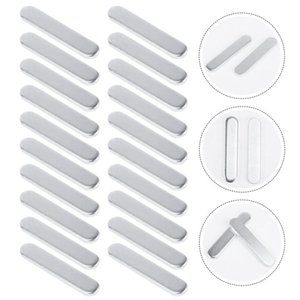 Shower Curtains 20Pcs 40g Covered Drapery Weight Window Weights For Home Office