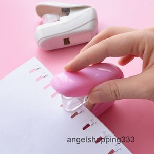 Environmentally friendly Paper No Nails Stapleless Noodles Office supplies and stationery Binding Tool
