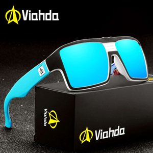 Viahda Sport Men Pollarized Sunglass