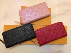 LvLouisIn Vitton.Hot Reißverschluss Brieftaschen Frauen Geldbörse Lange Brieftasche Mode Damen Clutch Männer Umhängetasche Damen Handtaschen