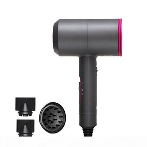 Professional Ionic Hair Dryer with Diffuser Constant Temperature Not Hurting Hammer Hair Dryer 110-240V Negative Ionic Hairdryers Hair Care