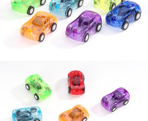 Compare with similar Items Wholesale Mini Plastic Transparent Pull Back Car Easter Egg Filler Cute Plastic Car Toys for Promotion Gifts