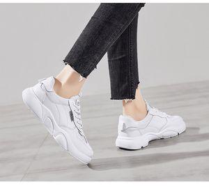 Little white shoes women 2021 new spring Korean flat bottomed versatile sports shoes