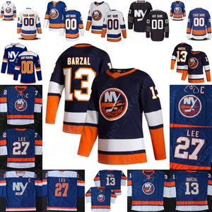 New York Adaları Jersey 34 Thomas Hickey 32 Ross Johnston 35 Cory Schneider 30 Ilya Sorokin