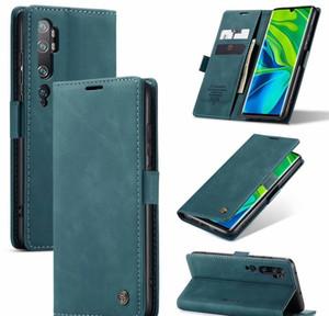 Stand de luxe Flip Portefeuille Téléphone pour Xiaomi Mi 9T Note 10 Redmi K20 K30 PRO Note 8 9 9S Couverture arrière 5ZXAX OTDZF