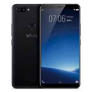 Original Vivo X20 4G LTE Cell Phone 4GB RAM 64GB ROM Snapdragon 660 Octa Core Android 6.01 polegadas Tela cheia 12MP Face ID Smart Celular