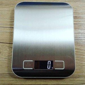 Edelstahl Küchenwaage elektronische Wiege 5kg 10kg Haushaltsküchenwaage Mini Gramm Schmuck sagte 721 k2
