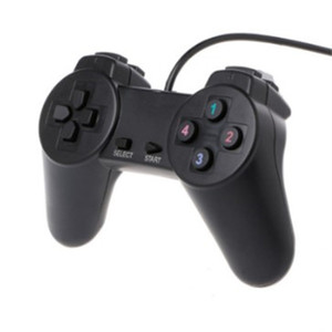 retro ps1 for PC USB Joystick for PC Game Wired USB 1.01  2.0 Computer Control for Windows Laptop Plug and Play