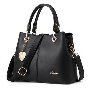 Fashion New Simple Shoulder Bucket Handbags Bag Commuter Bag Bags Handbag Lady 2020 Xpbax