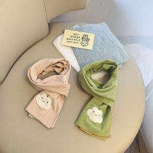 saliva pura primavera otoño invierno niños y niñas bufanda impermeable escupir bebé algodón babero