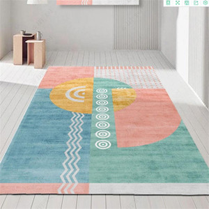 Nordic Carpet Living Room Bedroom Coffee Table rug Household Wash Sofa Bed Side Blanket Large Area Full Room Tatami mat tapis