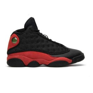 13s Flint Bred Obsidian New Hyper Royal Starfish Lucky Green Aurora Green Men Basketball Shoes 13 Chicago Playground He Got Game Sneakers 18