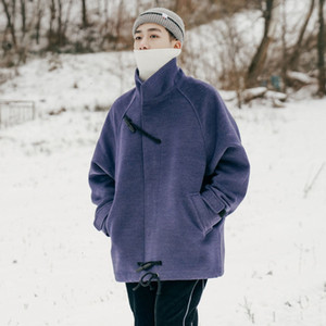 2021 Top quality Winter Plus Cotton Thick Jacket Men's Warm Fashion Casual Men Streetwear Short Coat Mens Clothes S-xl 7PMW