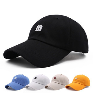 Hat Girl Summer Korean Trendy Cap Ny Small Label Casual Versatile Baseball Cap Sun Visor Cap Man