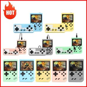 Pocket 500 Games Retro Video Game Player Portable Mini Handheld Game Console Machine For Kids Gifts Nostalgic Games Player