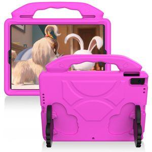 Eva Kids Tablet Case com alça e tampa à prova de choque da tabuleta do kickstand para a guia Samsung uma aba 3 4 S6 T280 T285 T230 T231 T290 T295 T307 T330 T331 T380 T385