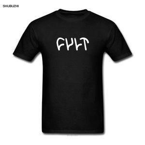Vintage Style Cult Bmx Mens T-shirt Short Sleeve cotton tshirt men summer fashion t-shirt euro size L0223