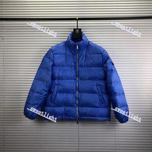Dior down jacket Mens Winter Down Piumino di alta qualità Parka per uomo Black Blue Blue Red Womens Piumino con cappuccio Cappotto Cappotto Fashion Tenere caldo anatra cappotto
