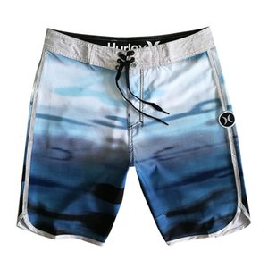 Men's Beach Pants Summer Shorts Quick Dry Stretch Surfing Size Swimming Trunks