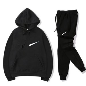 Homens Set Sweatsuit Designer Tracksuit Homens Womens Hoodies + Calças Mensclothing Suéter Pullover Casual Tênis Esporte Tracksuits Sweat Suitn