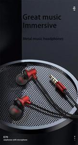 In-Ear High-Quality HI-FI Headphones Noise Reduction Universal Fashion Music Headphones