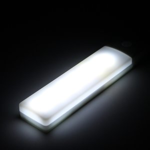 Jiguoor usb قابلة للشحن الصمام مصباح السيارات البير استشعار الحركة أضواء الليل خزانة درج الجدار مصباح C0305