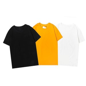 Fashion Designers T Shirts For Men Summer Tide Brand Letter Print Women Men's T-Shirts Casual Crew Neck Tee Tops