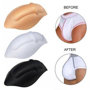 Men's Panties Underwear Sponge Pad Swimming Trunks cup Three-dimensional U Convex Cups Upgraded Sexy Contour Push Pads Plastic Anti-glare