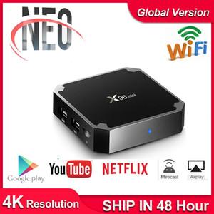 X96 mini Smart TV Android Box French Abonnement d'un 1 an M3 U en Europe utilisation pour Android TV box Smart TV BOX