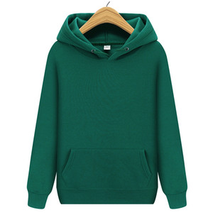 Hot Sale women Men Fashion Hoodies Tops Autumn New Men's Solid Color Hooded Sweatshirts Trendy Casual Hoodies Sweatshirts Male S-3XL