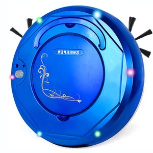 Smart Robot Vacuum Cleaner Home Touch Switch Cordless Portable Vacuum Cleaner Mop & Sweeper & Vacuum 3 in 1 Smart Cleaner