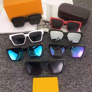 7 farbillationAire sonnenbrille volle rahmen vintage designsungsents für männer glänzend gold logo heißer verkaufen vergoldet oben kostenloser versand
