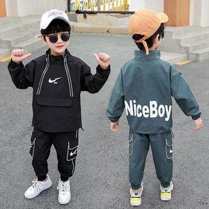 Designers Clothes Kids Baby Clothes Tracksuits Pants Kids Boy Clothes Sets 2021 Children Clothing Boys Tracksuit 2021