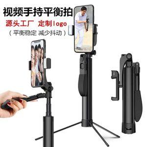 New A21 Bluetooth self timer universal camera mini wireless tripod with remote control