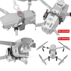 For DJI MAVIC Drone Remote Delivery Parabolic Air-Dropping System Fishing Thrower For DJI Mavic 2 Pro Zoom Drone Accessories Y0302
