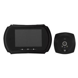Türklingel-Video-Türklingel-Kamera-Audio-Intercom 1.0mp IR-Nachtsichtautomatik-PO / video