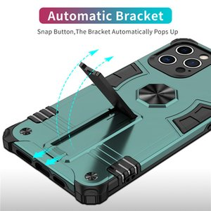 for iphone11 pro max case 12 Pro max applicable for Samsung Huawei 2021 armor mobile phone case car holder mobile phone case