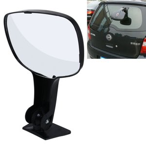 wtyd for mirrors Car SUV Van Rear Window WIde-angle View Backup Auxiliary Mirror