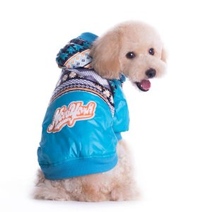 Dog Apparel Clothes Winter High Quality Warm Overalls Jacket For Coat Parkas Piumino Cane Dachshunds Yorkshire Terrier