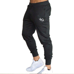 Mens Joggers Sweatpants gyms Fitness Elastic Trousers Hip Hop Skinny Tracksuit Siksilk Pant Men Casual Silk Silk Track Pants