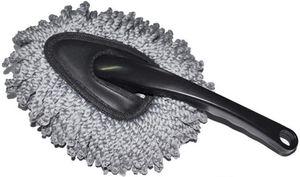 2PCS Multi-Functional Car Dash Duster Interior Exterior Cleaning Dirt Dust Clean Brush Dusting Tool