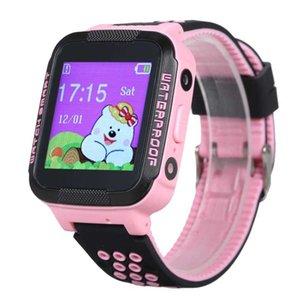 Y37 Kids Smart Watch IP67 Deep Waterproof 2G SIM Card GPS Tracker Anti-Lost For Android PK Q12 Q50 Q90 Q528