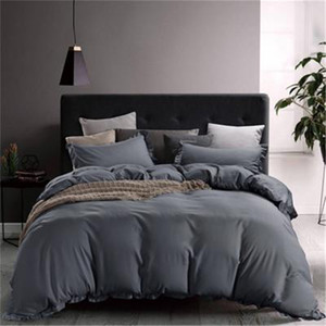 Wholesale 3PCS Duvet Set Duvet Cover Pillowcase Bedding Bag Sheet For TWIN Full QUEEN KING California King Size