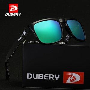 Солнцезащитные очки Dubery Brand Design Polarized Men Dreving Shades Мужские Солнцезащитные Очки для Летней Квадратный Goggle Oculos UV400 730