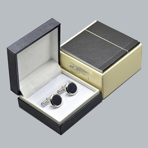 2021 Luxury cuffLinks good quality Man Classic Style With Jewelry Logo 4 colors Shirt Cuff L-M05