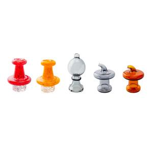 Love_e_cig CSYC CA038 CA039 CA040 OD 30mm 27mm 26mm Glass Carb Cap Quartz Banger Nail Carb Cap