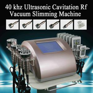7In1 Newest Spa Salon Radiofrecuencia Rf Cavitation Face Lift Rf Slim Ultrasonic Cavitation Radio Frequency Machine