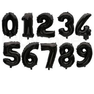 الهيليوم بالون 32 بوصة الذهب رسالة رقم الألومنيوم احباط بالونات الهيليوم بالونات الديكور عيد الزفاف بالون حزب اللوازم R4147